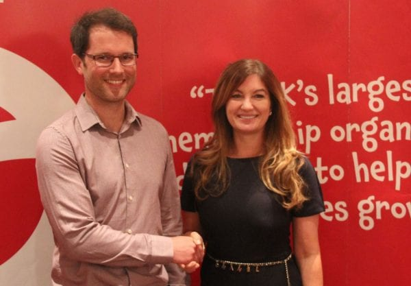 The Day I Met Baroness Karren Brady