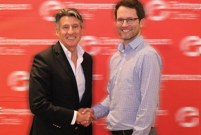 Lord Seb Coe's Inspirational Story – Stick To The Vision