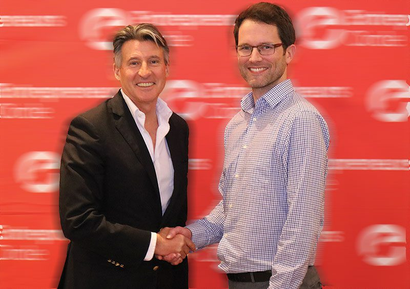 Mark Reynolds Meets Lord Seb Coe