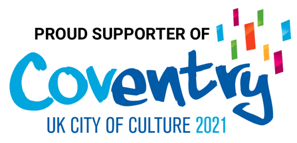 Supporter of Coventry UK City of Culture 2021