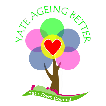 Logo for Yate Ageing Better