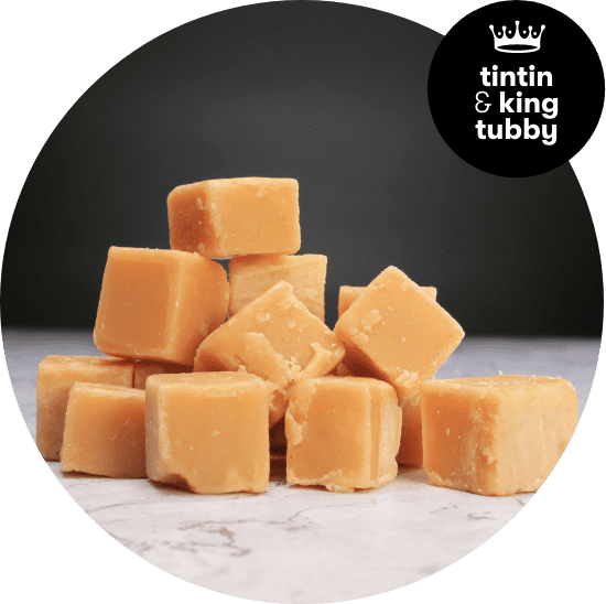 Clotted Cream Fudge from Warwick and Regal