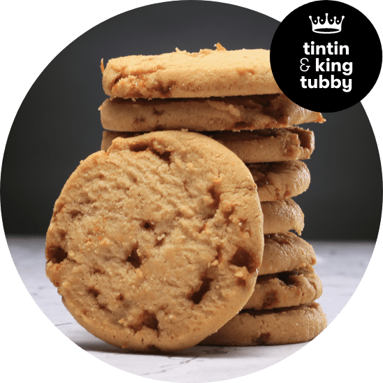 Salted Caramel Finest Biscuits from Warwick and Regal