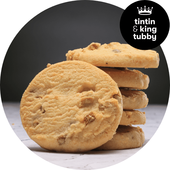 Strawberry & white chocolate biscuits Warwick and Regal